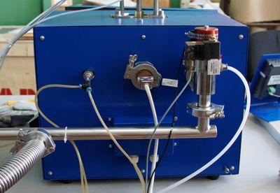 Автомат термовакуумного прессования