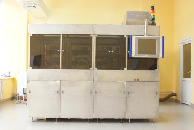 Автоматические системы фотолитографии