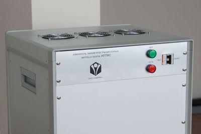 Стенды контроля электрических параметров