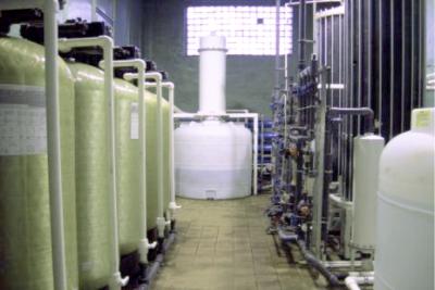 Комплексы очистки для получения особо чистой воды