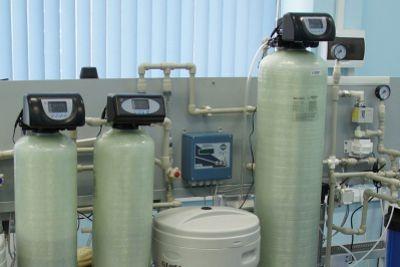 Установки очистки воды для систем ЖКХ